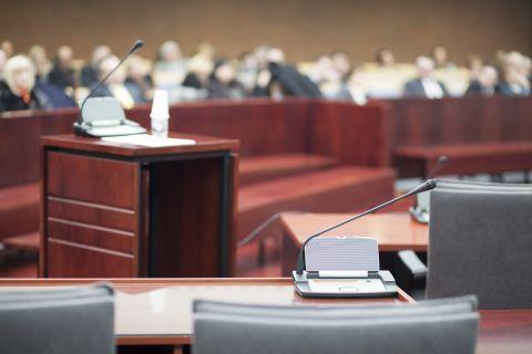 Mandatory judicial retirement