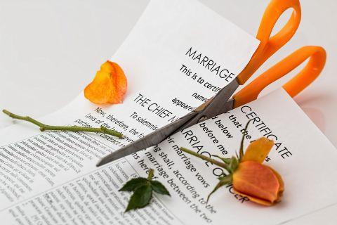 The COVID divorce