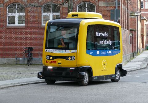 The 21st Century's Horseless Buggies: How New Ways of Getting Around Changed Society
